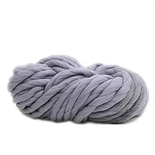 Kongnijiwa Multi Color Warm DIY Cotton Yarn Baby Sweater Yarn Knitting Children Hand Knitted Knit Blanket Crochet Yarn