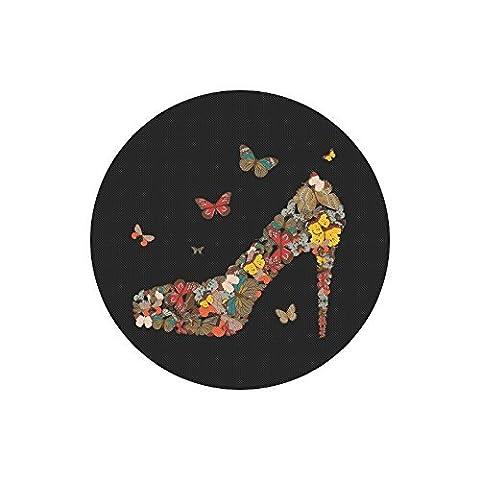 Design spécial papillon Chaussure à Talon Confort