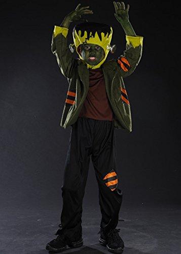 Magic Box Int. Childrens Frankenstein-Monster-Kostüm Large ()
