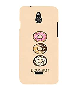 EPICCASE Doughut Mobile Back Case Cover For Infocus M2 (Designer Case)
