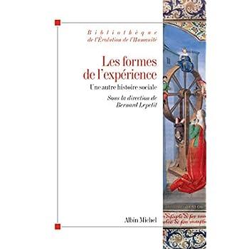 Les Formes de l'expérience (éd. 2013): Une autre histoire sociale