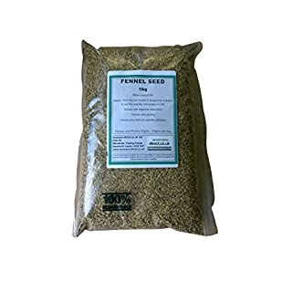 Fennel Seed For Horses 1kg