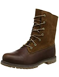 Timberland Authentic Teddy Fleece, Botas Chukka Mujer