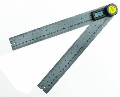 General Tools Digital-Winkel-Sucher-Regel, 10-Zoll (823)