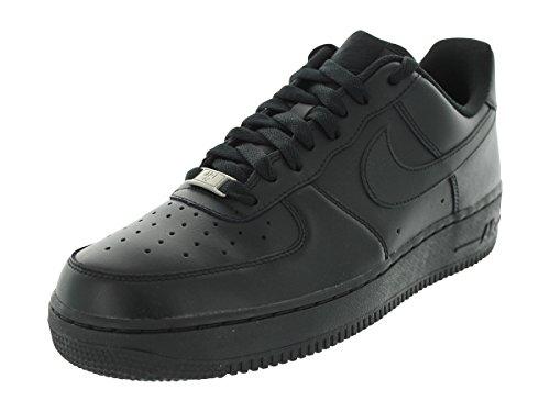 Nike Air Force 1 07, Zapatillas De Deporte Atléticas Para Hombre Negro
