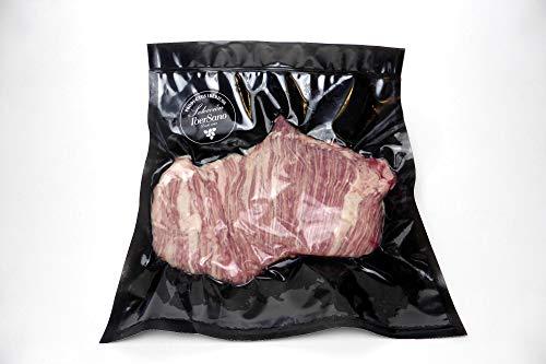 Secreto Ibérico - Fleisch vom schwarzen Schwein - Pata Negra zum Grillen oder Braten aus Spanien