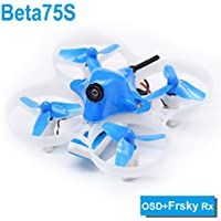 BETAFPV Beta75S BNF Tiny Whoop Quadcopter Frsky Empfänger mit OSD und 8x20 Motoren