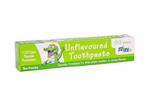 OraNurse Zahnpasta Ohne geschmack 50ml - 0-3 Jahr