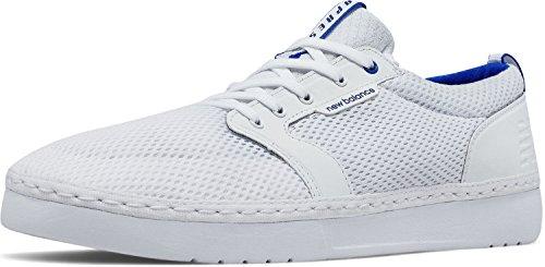 New Balance , Herren Fußballschuhe weiß weiß (New Balance Schuhe Fußball)