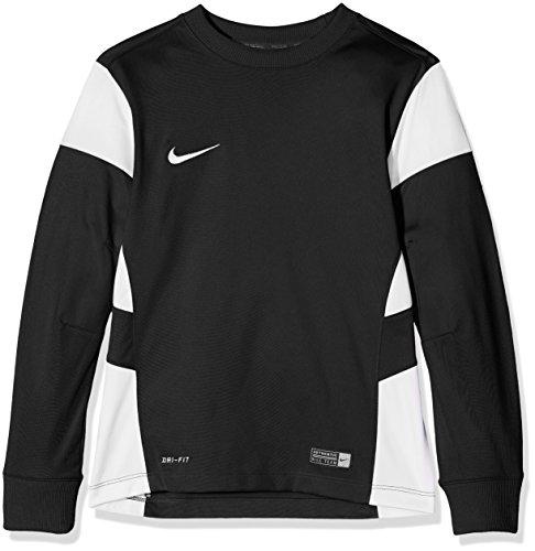 Nike Long Sleeve Top Yth Academy14 Midlayer Black/White