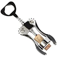 Wing Corkscrew Wine Opener By HQY - Premium All-in-one Wine Corkscrew and Bottle Opener