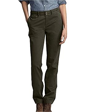 Hose Slightly Curvy-T Damen von Eddie Bauer