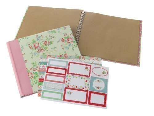 Cath Kidston Scrapbook (Cath Kidston Stationery) by Cath Kidston on 04/07/2011 unknown edition