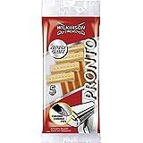 Maquinillas de afeitar desechables Wilkinson Sword Pronto Serie 5, paquete de 5 unidades