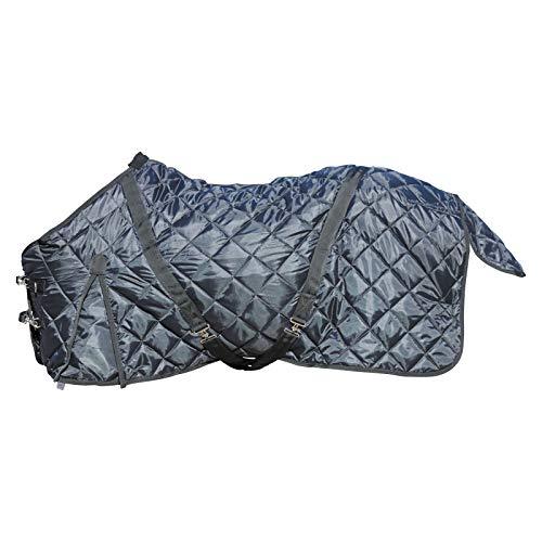 Eldorado Stalldecke für Pferde, 300g - schwarz - 145 cm