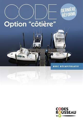Code Rousseau option côtière 2018 (ROUSS.COTIER)
