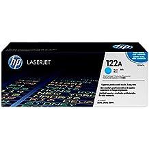HP 122A - Tóner para impresoras láser (4000 páginas, Laser, HP Color LaserJet 2550, 2820aio, 2840aio, 15 - 25 °C, 20 - 80%, -20 - 40 °C)