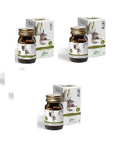 ABOCA - 3 X AGLIO CONCENTRATO OLEOSO 50 OPERCOLI - regolarità della pressione arteriosa