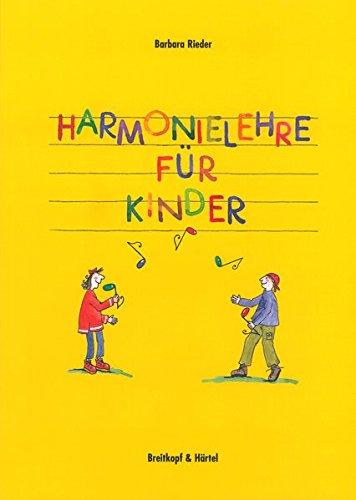 Harmonielehre für Kinder - illustriert von Nina Goebel (BV 308)