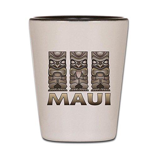 CafePress--Maui-Tiki-de-vasos-de-chupito--vasos-de-chupito-nico-y-divertido-vasos-de-chupito