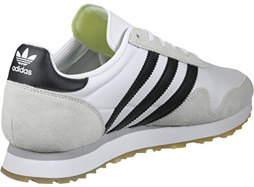 adidas Haven, Scarpe da Corsa Uomo Multicolore (Ftwr White/Core Black/Gum 3)