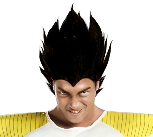 PELUCA DE VEGETA DRAGON BALL Z