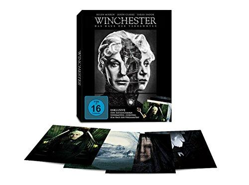 Winchester - Das Haus der Verdammten (Limited Edition) [Blu-ray]