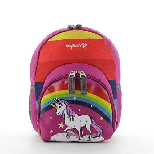 Franky Kinderrucksack KRS1 Mini Backpack Einhorn