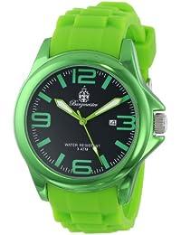 Burgmeister Damen-Armbanduhr XL Analog Quarz Silikon BM166-090D