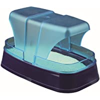Trixie Sand Bath for Hamster and Mice, 17 x 10 x 10 cm, Dark Blue/Turquoise
