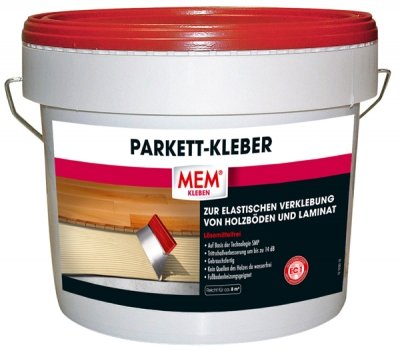 MEM Parkett-Kleber (MEM Parkett-Elastik) 5,5 kg
