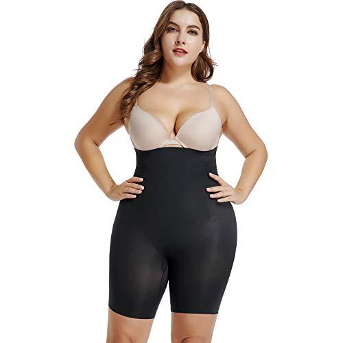 29dbfaf9938b1 Joyshaper Tummy Control Thigh Slimmer Body Shaper for Women High Waist  Knickers Slimming Butt Lifter Boyshorts