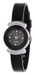 A&A CORP Analog Black Dial Womens Watch