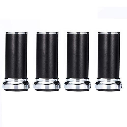 FCXBQ Sofa Beinstütze Fußstütze erhöht verstellbare Möbel Tischmatte x4 ^ ^ -