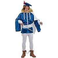 Disfraz príncipe de cuento - Único, XL
