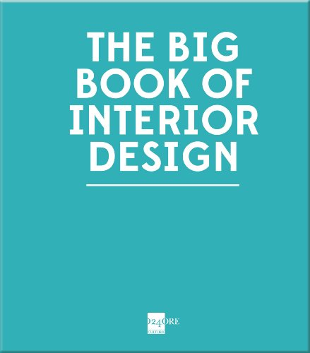 The Big Book of Interior Design - Coppa Copertina