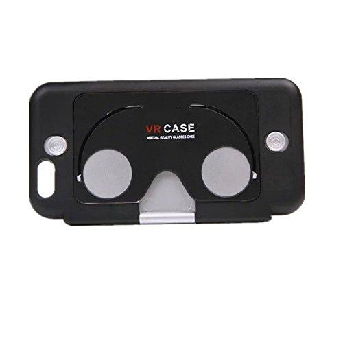 eimolife® Neue Version VR Kit -iPhone 6 / 6S VR Fall 3D-Brille - Tauch Movie Game Karton - Sift Ihr Handy-Fall zu Virtual Reality Device- Google Virtual Reality VR Box-Gang für iPhone 6 6S 4.7
