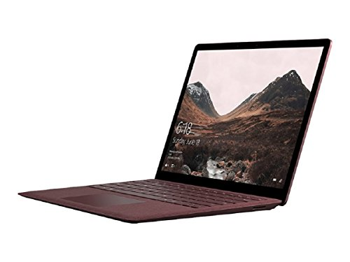 Microsoft Surface Laptop i7 13.5 inch SSD Red