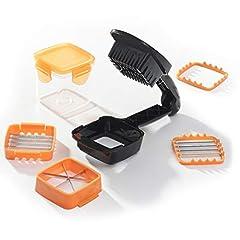 Idea Regalo - NICER DICER DICER10-OR Quick Orange