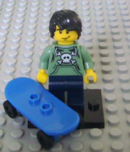 Lego 8683 Figurine Skater de Collection 1 | | | La Réputation D'abord  34e283