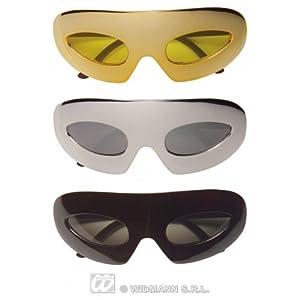 WIDMANN Lady Ga Ga Glasses Gaga Specs (accesorio de disfraz)