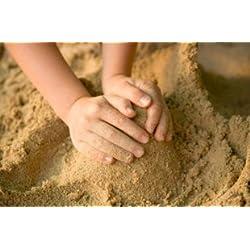 Bac à sable de jeu pour enfants, non toxique 15 kg, 30 kg, 45 kg
