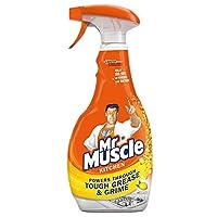 Mr Muscle Power Advance Spray Kitchen Cleaner - 750 ml