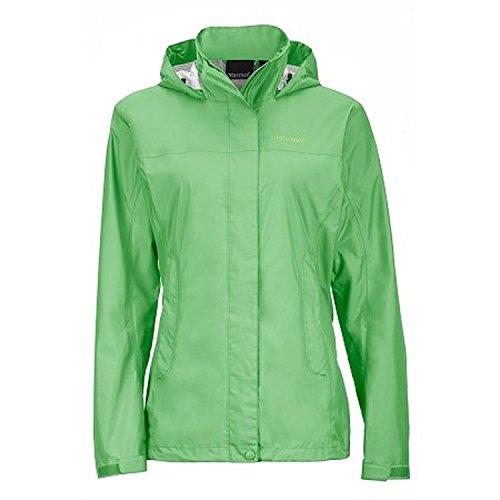 Marmot Damen Regenjacke Precip Grün