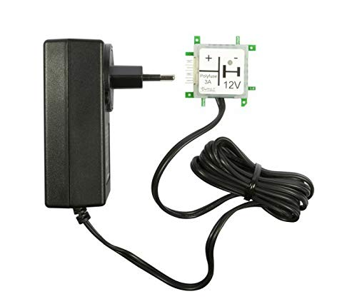Brick´R´Knowledge Experimentier-Set 12V Netzteiladapter 123008