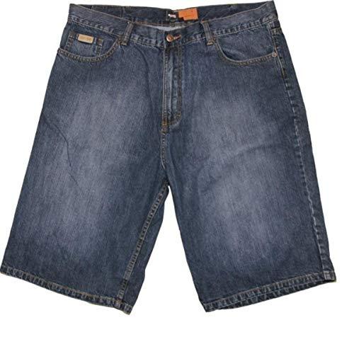 TITUS Skateboard Herren Jeans Schorts Blue, Hosengrösse:XS