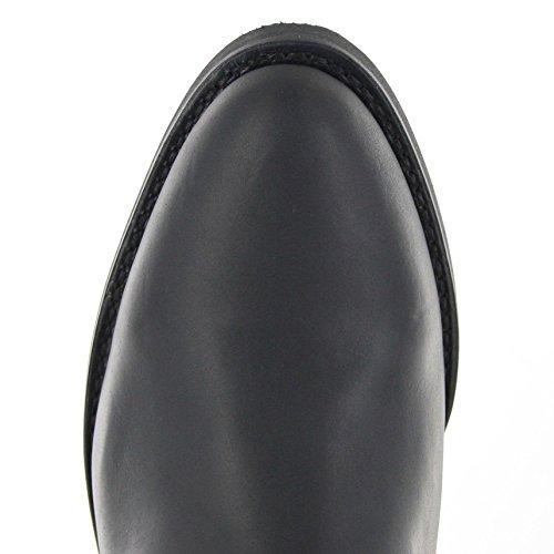 Sendra Boots Stiefel DIEGO 5588 Sprinter Negro / Damen Cowboystiefel Schwarz / Westernstiefel Damen Negro