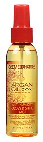 Creme of Nature Huile d'argan Gloss & Shine Mist 4 G