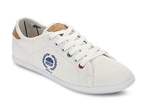 ellesse Biagio Ii, Chaussures Mixte Adulte Blanc