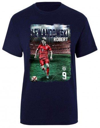 FC Bayern Spieler T-Shirt R. Lewandowski Größe XXL (T-shirt Fußball Spieler)